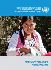 Protección, justicia y bienestar para las mujeres y las niñas que han sufrido violencia