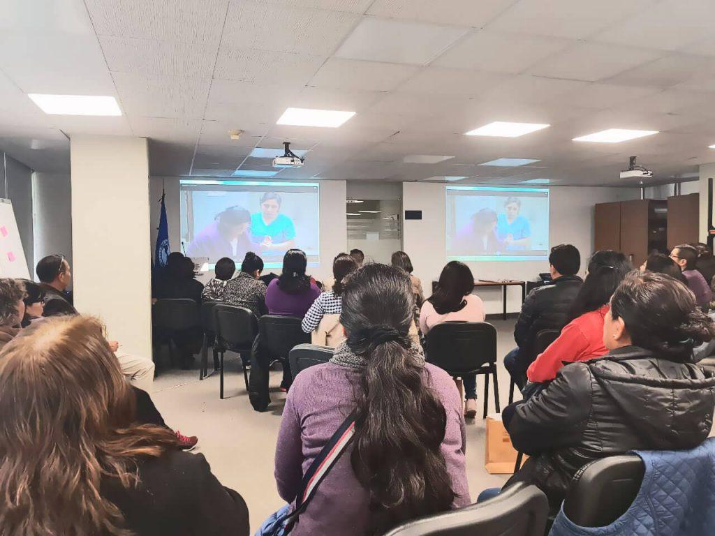 """Programa Conjunto en el Perú """"Servicios esenciales para mujeres y niñas sometidas a violencia"""""""