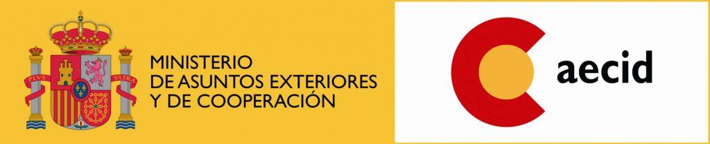 Logotipo de Agencia Española de Cooperación Internacional para el Desarrollo
